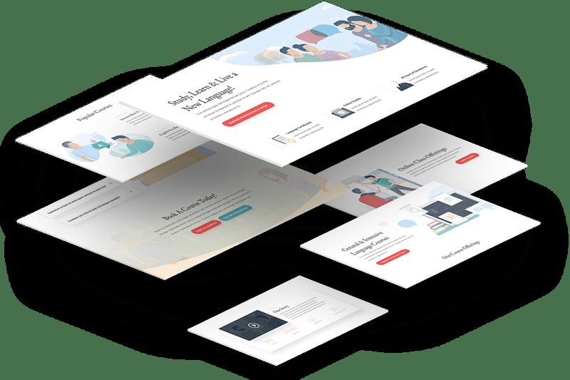 We Build Web Pages